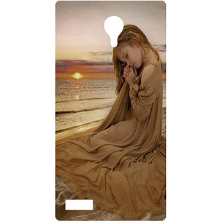 Amagav Printed Back Case Cover for Lyf Flame 7 115LfyFlame7