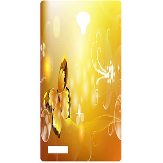 Amagav Printed Back Case Cover for Lyf Flame 7 271LfyFlame7