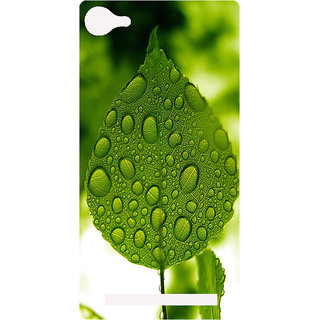 Amagav Printed Back Case Cover for Lyf Flame 8 350-LfyFlame8