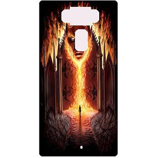 Amagav Printed Back Case Cover for Asus Zenfone 3 ZE552KL 24AsusZenfone3-ZE552KL