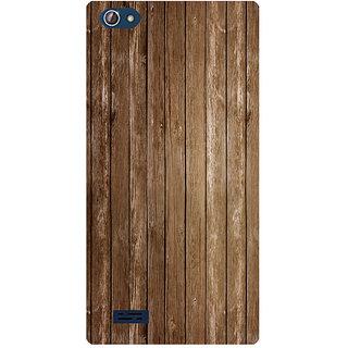Amagav Printed Back Case Cover for Lava X50 375LavaX50