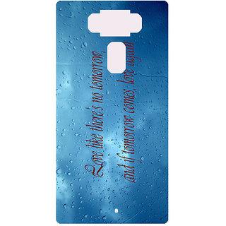 Amagav Printed Back Case Cover for Asus Zenfone 3 ZE552KL 419AsusZenfone3-ZE552KL