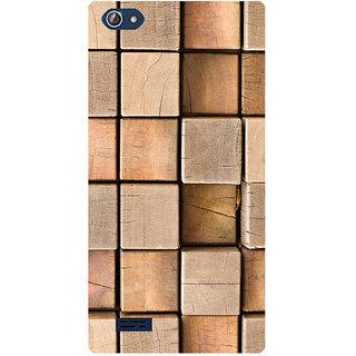 Amagav Printed Back Case Cover for Lava X50 572LavaX50