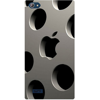 Amagav Printed Back Case Cover for Lava X50 655LavaX50