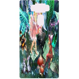 Amagav Printed Back Case Cover for Asus Zenfone 3 ZE552KL 152AsusZenfone3-ZE552KL