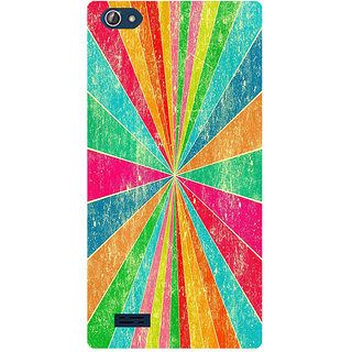 Amagav Printed Back Case Cover for Lava X50 92LavaX50
