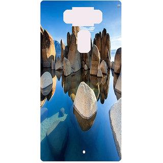 Amagav Printed Back Case Cover for Asus Zenfone 3 ZE552KL 93AsusZenfone3-ZE552KL