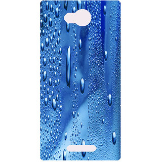 Amagav Printed Back Case Cover for Lava A68 28LavaA68
