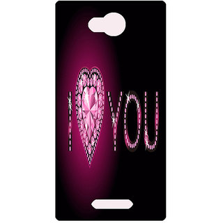 Amagav Printed Back Case Cover for Lava A68 20LavaA68