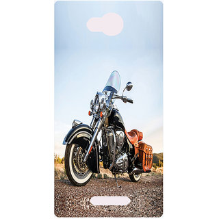 Amagav Printed Back Case Cover for Lava A68 518LavaA68