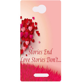 Amagav Printed Back Case Cover for Lava A68 636LavaA68