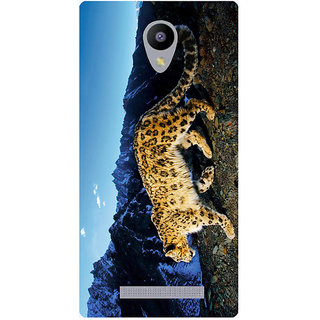 Amagav Printed Back Case Cover for Lava A48 535LavaA48
