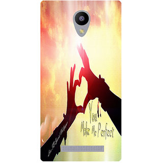 Amagav Printed Back Case Cover for Lava A48 19LavaA48