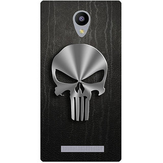 Amagav Printed Back Case Cover for Lava A48 538LavaA48