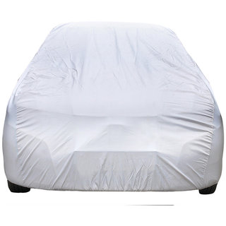 Pegasus Premium Silver Car Body Cover For Tata Indigo