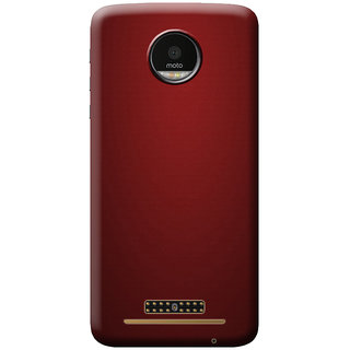 Moto Z Force Mobile Back Cover