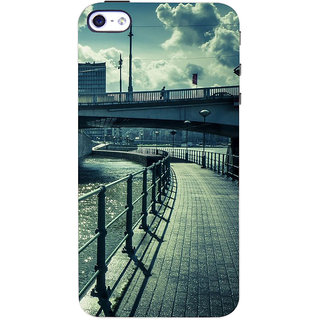 ColourCrust Apple iPhone 4S Mobile Phone Back Cover With D290 - Durable Matte Finish Hard Plastic Slim Case