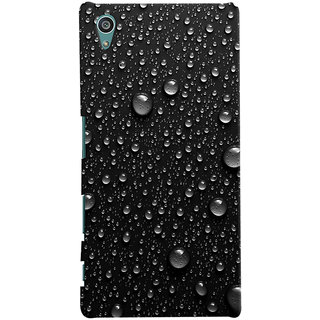 ColourCrust Sony Xperia Z5 Mobile Phone Back Cover With D289 - Durable Matte Finish Hard Plastic Slim Case