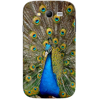 ColourCrust Samsung Galaxy Grand Duos / i9082 Mobile Phone Back Cover With D291 - Durable Matte Finish Hard Plastic Slim Case