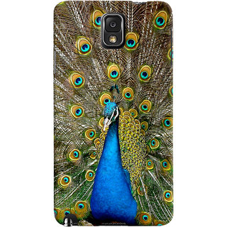 ColourCrust Samsung Galaxy Note 3 Mobile Phone Back Cover With D291 - Durable Matte Finish Hard Plastic Slim Case