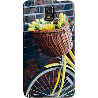 ColourCrust Samsung Galaxy Note 3 Mobile Phone Back Cover With D294 - Durable Matte Finish Hard Plastic Slim Case