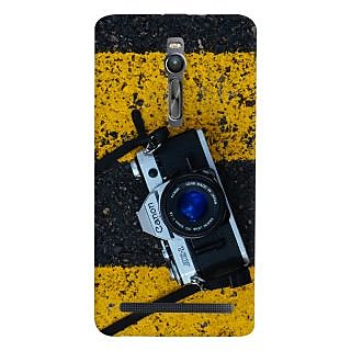 ColourCrust Asus Zenfone 2 ZE551ML Mobile Phone Back Cover With D293 - Durable Matte Finish Hard Plastic Slim Case
