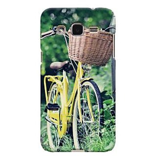 ColourCrust Samsung Galaxy J2 Mobile Phone Back Cover With D297 - Durable Matte Finish Hard Plastic Slim Case