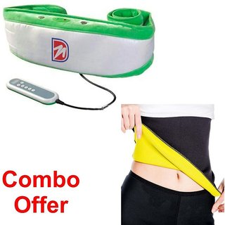Combo Of Slimming Belt With Hot Shepar-L