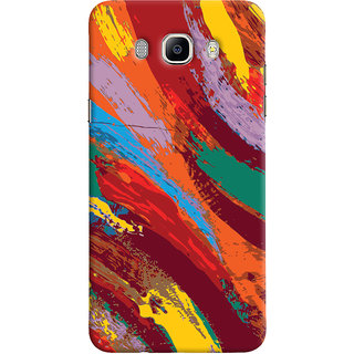 ColourCrust Samsung Galaxy J5 (2016) Mobile Phone Back Cover With Colourful Pattern Style - Durable Matte Finish Hard Plastic Slim Case