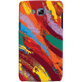 ColourCrust Samsung Galaxy J5 Mobile Phone Back Cover With Colourful Pattern Style - Durable Matte Finish Hard Plastic Slim Case