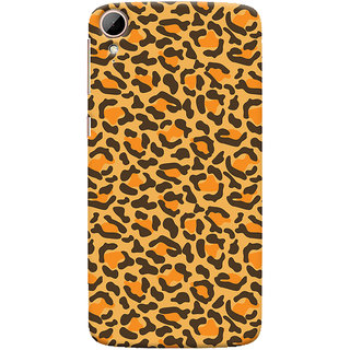 ColourCrust HTC Desire 828 / Dual Sim Mobile Phone Back Cover With Animal Print - Durable Matte Finish Hard Plastic Slim Case
