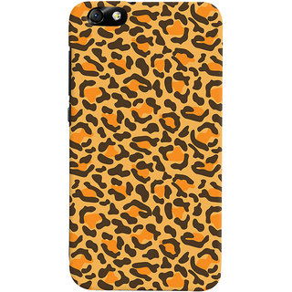 ColourCrust Huawei Honor 4X / Dual Sim / Glory Play Mobile Phone Back Cover With Animal Print - Durable Matte Finish Hard Plastic Slim Case