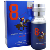 Beverly Hills Polo Club Sport 8 Eau De Toilette - 50 Ml