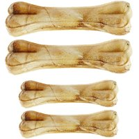 Gold Dust Scoobee 100% Digestible Calcium Treat Chicken Dog Chew (360 G, Pack Of 4)