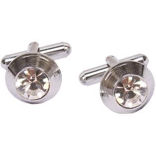 sushito Beautiful Silver Cufflink JSMFHMA0471N