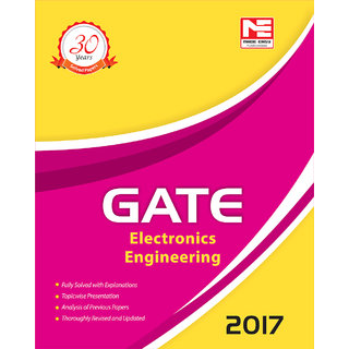 GATE 2017 Electronics Engineering Solved Papers