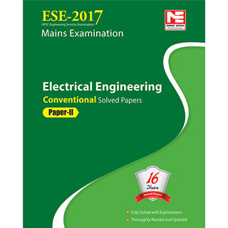 ESE 2017 Mains Examination Electrical Engineering Conventional Paper - II