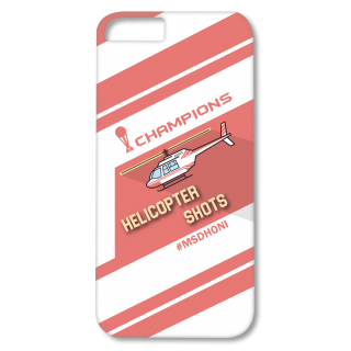 Iphone5-5s Designer Hard-Plastic Phone Cover from Print Opera - Helicopter Shots