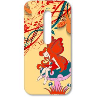 MOTO G3 Designer Hard-Plastic Phone Cover from Print Opera - Queen