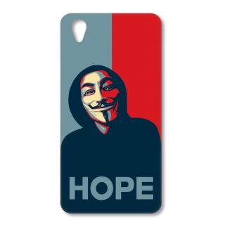 ONE PLUS X Designer Hard-Plastic Phone Cover from Print Opera - Hope