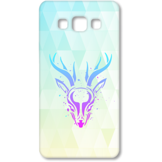 SAMSUNG GALAXY A7 Designer Hard-Plastic Phone Cover from Print Opera - Holographic Dear
