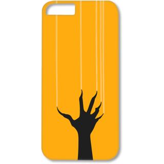 Iphone6-6s Plus Designer Hard-Plastic Phone Cover from Print Opera - Horrible Hand