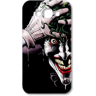 SAMSUNG GALAXY E7 Designer Hard-Plastic Phone Cover from Print Opera - Horrible Man