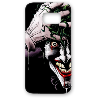 SAMSUNG GALAXY S7 Edge Designer Hard-Plastic Phone Cover from Print Opera - Horrible Man