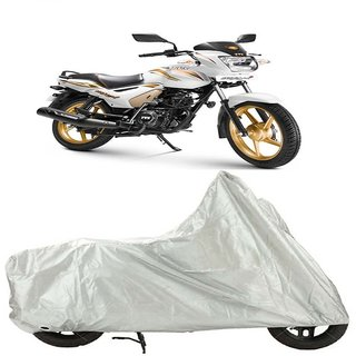 TVS Star City + Bike Cover Silver (Rohaas)
