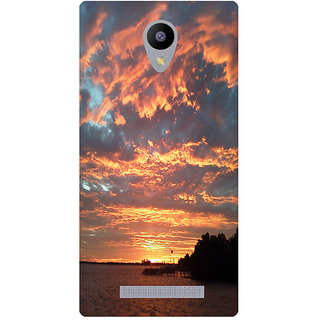 Amagav Printed Back Case Cover for Lyf Flame 5 192LfyFlame5