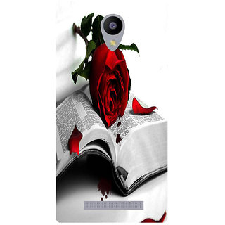 Amagav Printed Back Case Cover for Lyf Flame 5 226LfyFlame5