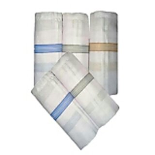 Mens handkerchief Pack Of 5 by 7Star