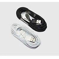 Genuine Micro USB Data Cable For Samsung,MicromaxPck of 2 CODEFp-0023