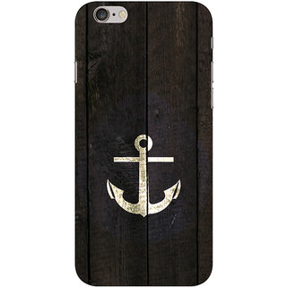 Ifasho Apple iPhone 6S Plus Printed Back Cover